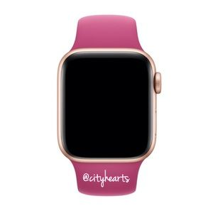 Accessories - NEW Dragon Fruit Apple Watch Sport Band